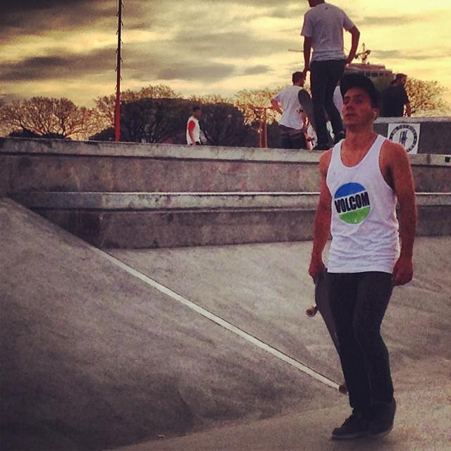Skate Park #BuenosAires #Argentina