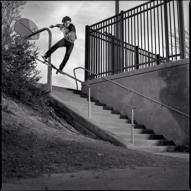@mosessalazar droppin hammers with this #14stair #lipside shot by @muchnikphoto in #issue31 #steezmagazine #bobthefilmer #btfisdtf #skateboarding