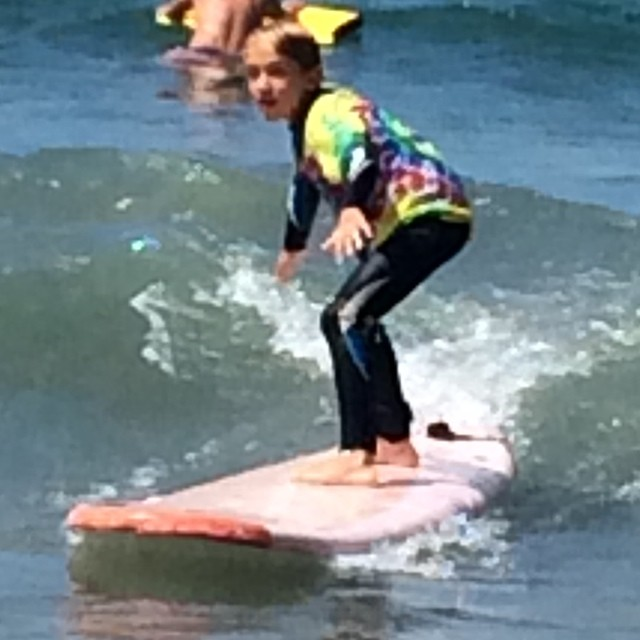 He's only 6 and already rips! #bbr #bbrsurf #buccaneerboardriders #teamrider #benjaminstone
