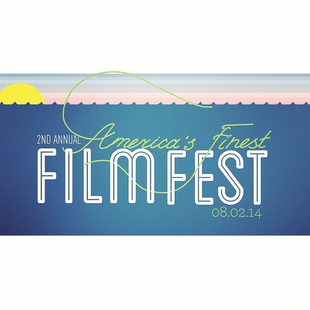 We're super excited to set up shop at the Makers Market for this years Americas Finest Film Fest