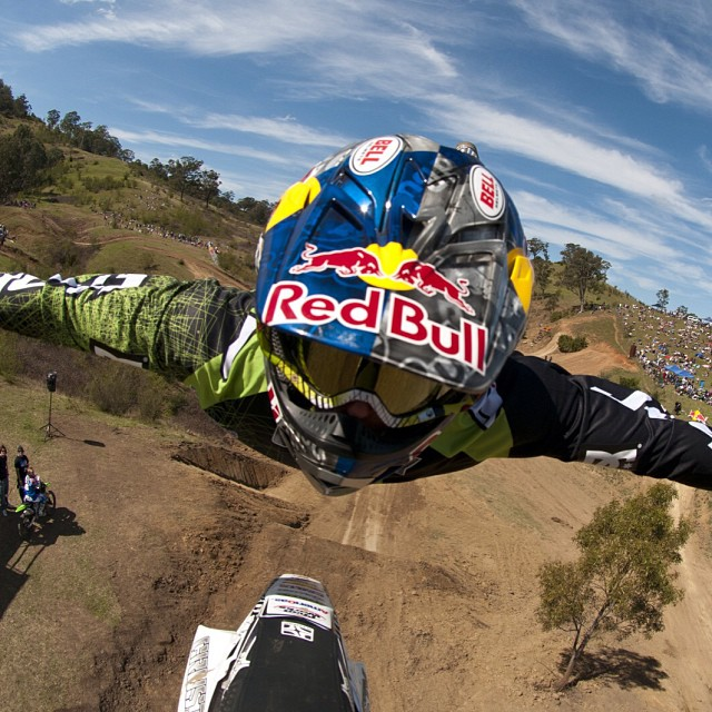 No hands. #givesyouwings