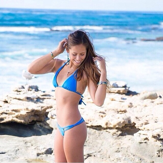 @izzyisup in the first #edition #camira #top! 2015 #coming #soon! #happysaturday #beachday