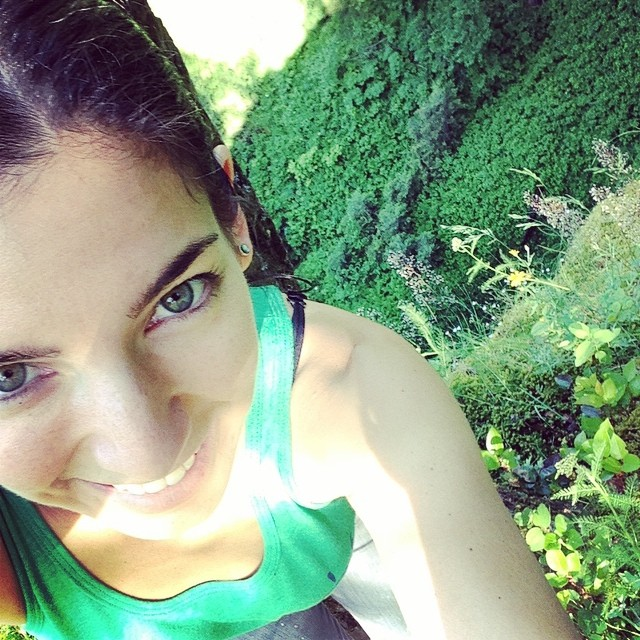 Green is your colour @cocomarii