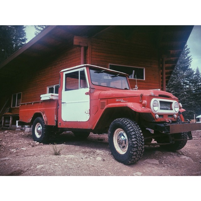 The Original 4 Runner //#tahoemade #thisistahoe #classic #design #4wd