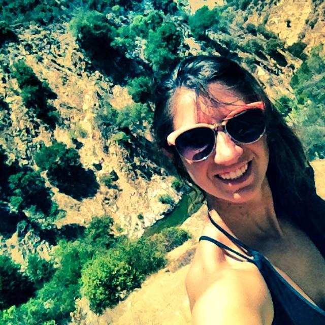 Kinda Fancy hike in a Kinda Fancy Crop Top #selfie #hadnochoice #outdoors #surf #bikini #norcal