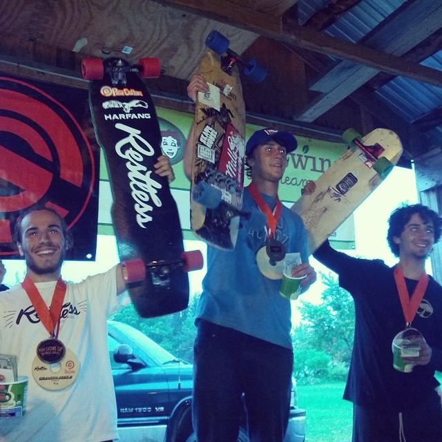 Congrats to team rider @charlesouimet ! He took 3rd place this weekend at #munnsvillegravityfest on the #restlessWIM ! More results from the team and pictures coming soon!