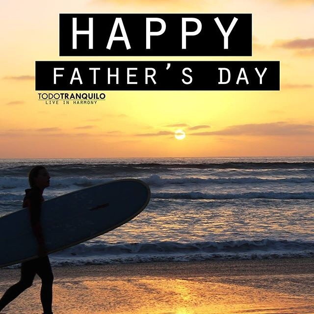 Happy Father's Day / Todo Tranquilo #fathersday #happyfathersday #sandiego #california #summer #todotranquilocompany #surf #thearts #yerbamate #pacificsd #theswelllife #surfstich #theclymb