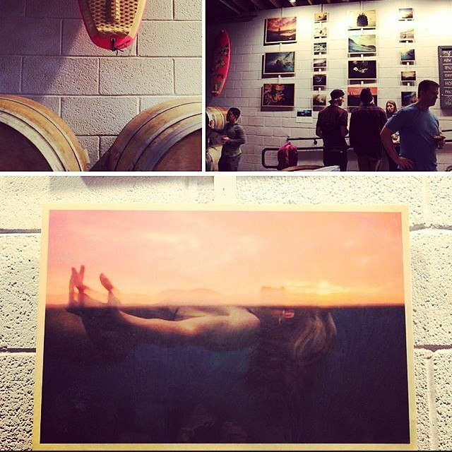 Happy Friday / Make sure to stop by our blog to check out last weeks photo exhibition by @hisarahlee in Solana Beach at @culturebrewingco benefiting @sustainsurf . #todotranquilocompany #innovativecollective #sarahlee #sustainablesurf #culturebrewingco...