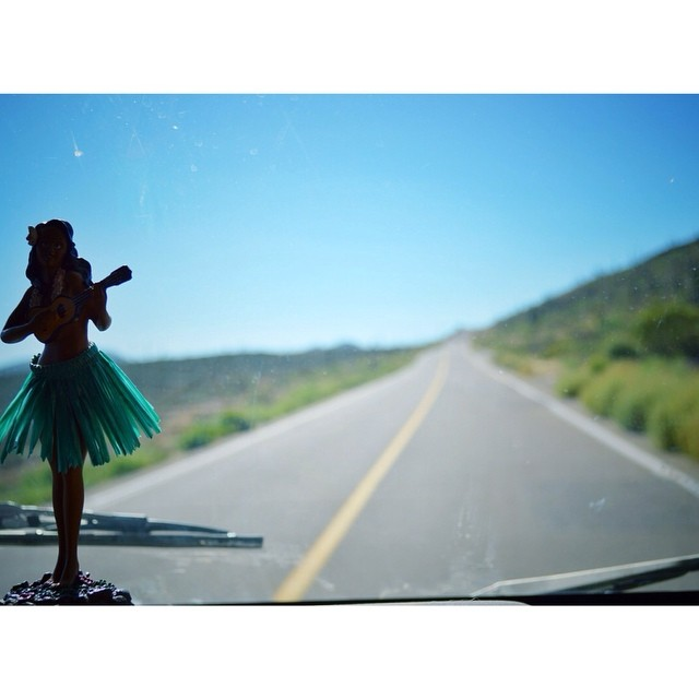 Have a dream. And follow it. #inspire #travel #road #wanderlust #live #adventure #getlost #love #passion #earth #happiness #freedom #beautiful #hula #dream #stoke #summer #roadtrip #camping #wherearethewaves #nature #yolo