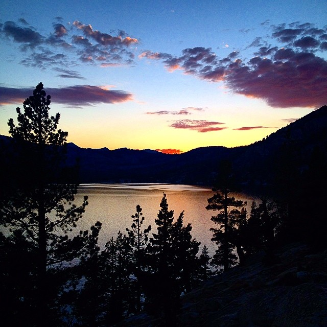 Echo Lake, Californa #meyerspride #risedesigns #natureinpired