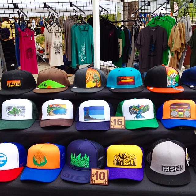 What's your favorite hat? We got a hat for everyone. Baby hats coming soon... #risedesigns #truckerhats #snapback