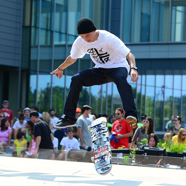 "@tom_asta is arguably one of the most stylish skaters in the world, and he shredded at the #ESPNGameOfSkate!  Don't miss our one-hour ""World of X Games"" special, this Sunday, August 10th at 5 pm ET on ABC. (Photo via @espn_images)"