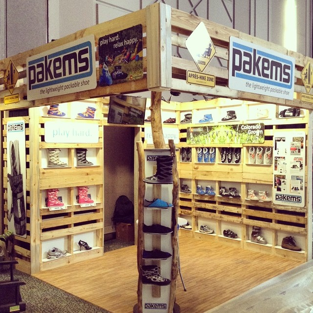 Play hard relax happy...Booth 847A  #pakems #pakemsinaction #readytoroll #outdoorretailer #saltlake