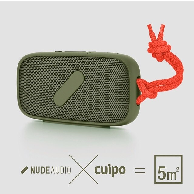 We're so excited that these @nd_audio X #Cuipo #SuperM #bluetooth speakers are available now on @kickstarter! Every speaker sold saves 5sq meters of rainforest!