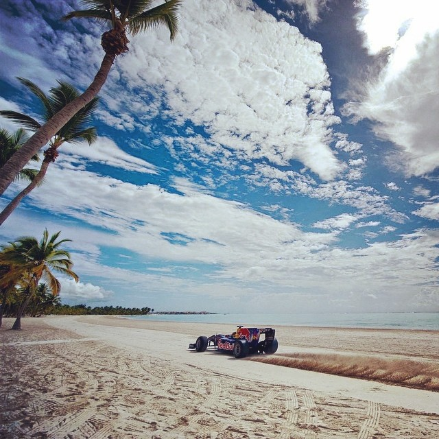 Summertime and the living is easy #Summer #F1