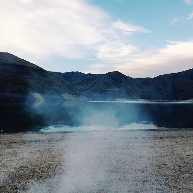 """My clothes always smell like campfire smoke and lake water."" @jakefromthelake #NatureOfProof"