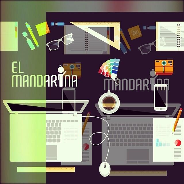 Planeando lo nuevo de #elmandarinasurf