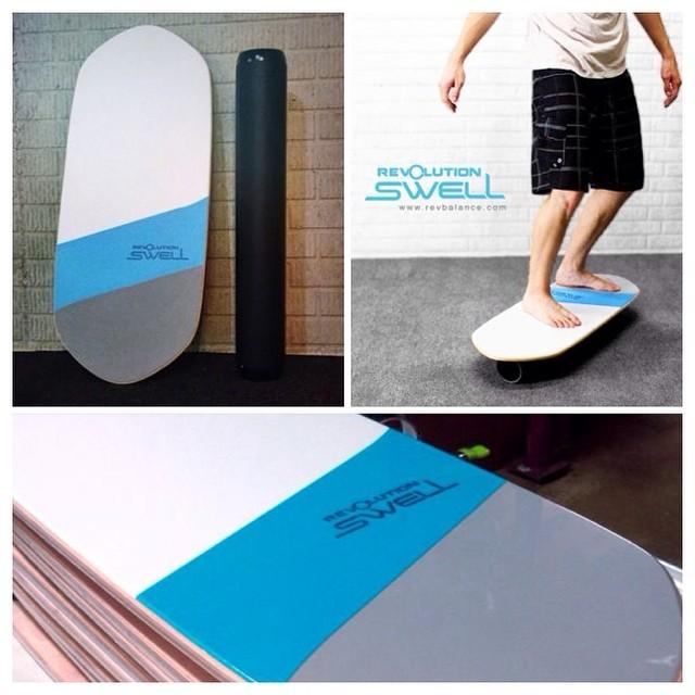 #swell #balanceboard