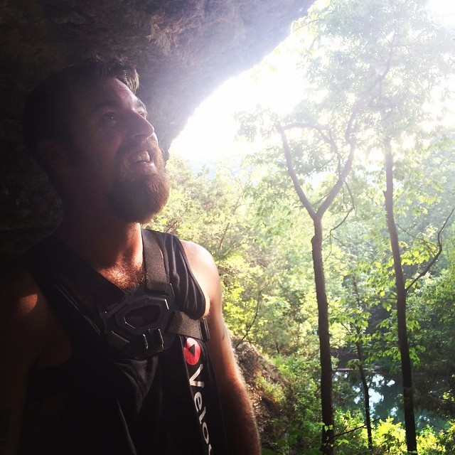 We went exploring in a couple #caves in southern #Missouri today. We can't wait to show you the footage!