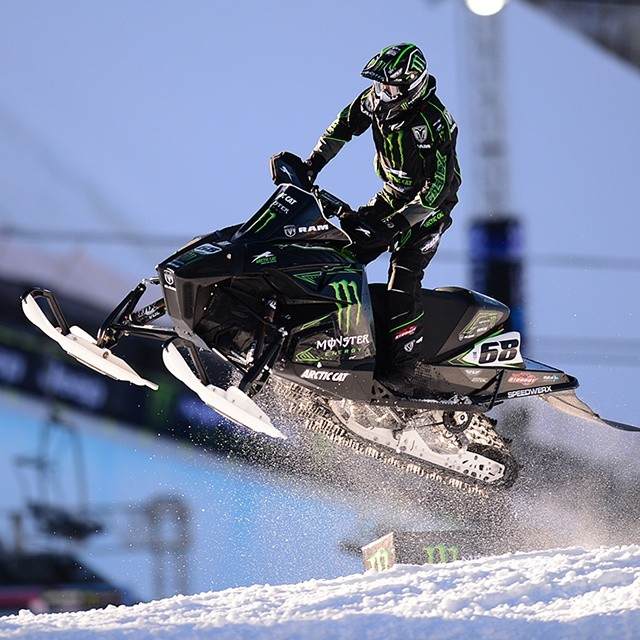 #TBT - In January, @tuckerhibbert became the first-ever Winter X Games athlete to win seven consecutive gold medals.