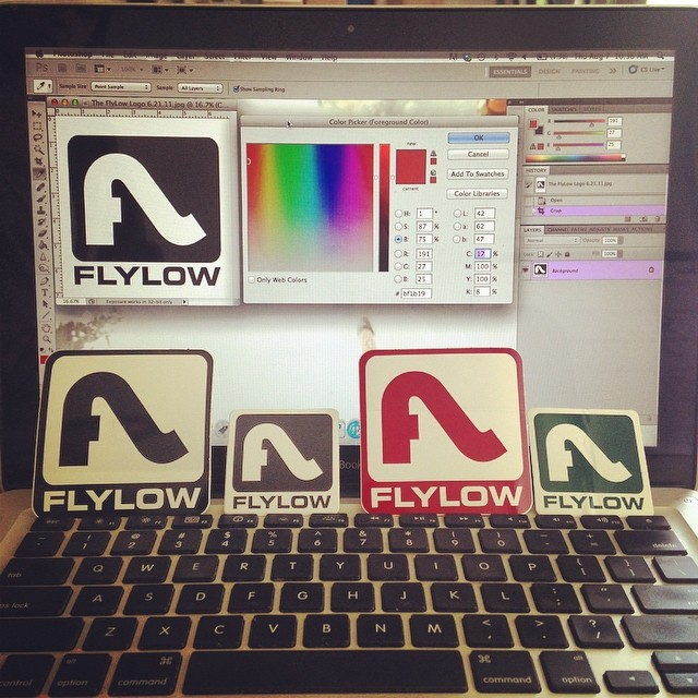 We are designing new stickers, what colors do you guys want?  #tagit #stickerammo