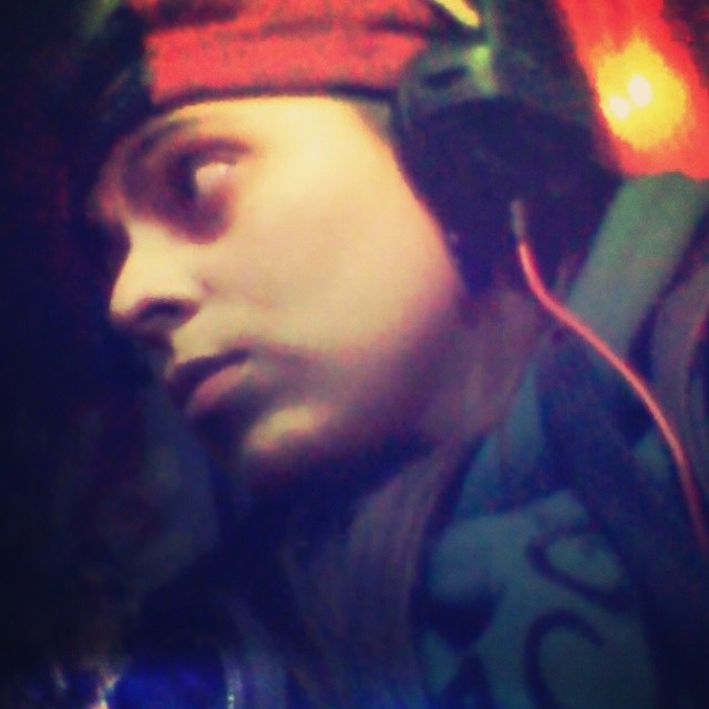 Kiss me hard before you go... #Girl #Lesbian #Cool #Music #Winter #Headsets