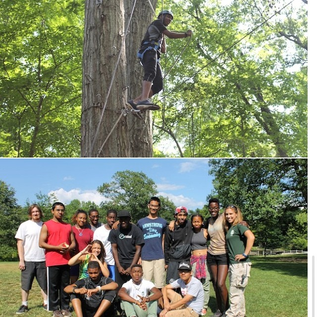 Yesterday our NYC summer bootcamp students got the opportunity to travel to Princeton-Blairstown for some fun ropes courses. Our students continue to inspire us to be better everyday! #takechances #staystoked #summer #outdoors #studentbonding...