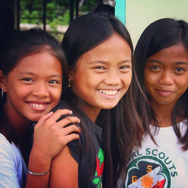 Meet your sea sisters of the Philippines... Help BTSI's newest platform member, Returning Wave, raise $3000 by August to build a multifunctional community space for an after school girls surf program... visit...