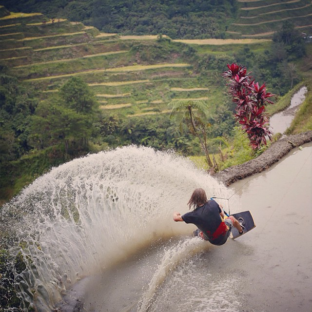 Riding High @briankgrubb #wakeskate #philippines