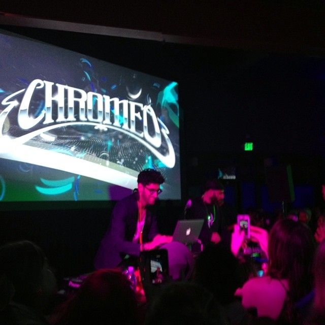 What's up #chromeo #afterhours #outsidelands #sanfrancisco #party#rsvp #paypalit