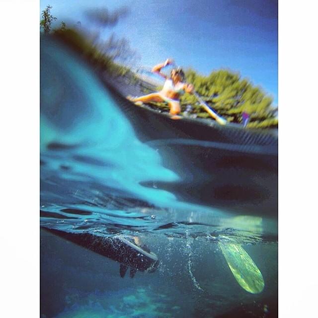 Underwater wonder... PC: @suppaulclark of @blackandredphoto
