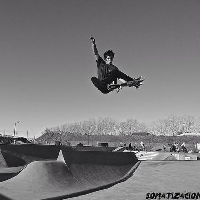 Pacha Park @sandromoral PH: Nano #skate #Volcom #upintheair #goChino