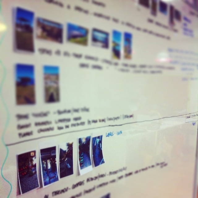 Storyboarding for you ;) #paezshoes #paezcampaign
