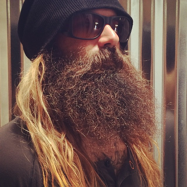 ~And our new feature #BeardOfTheWeek goes to @la_selva_drive just spotted in the showroom #Magnificent #SurfBeard #ManBeard