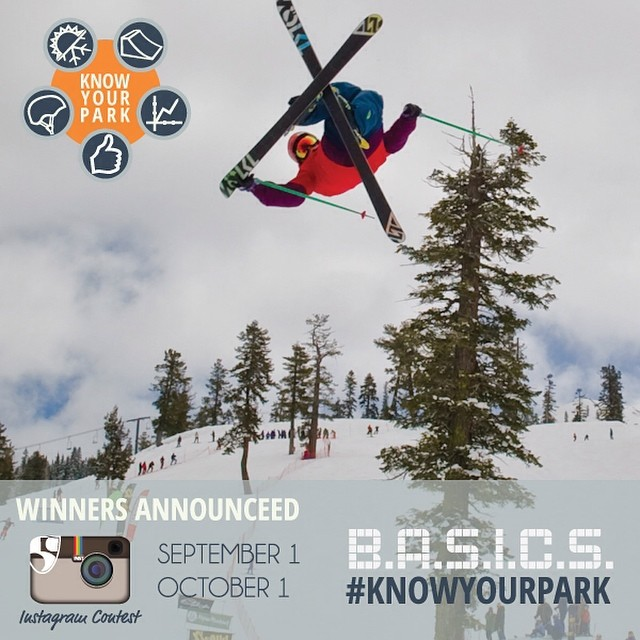 Do you #KnowYourPark ? Keep submitting photos and videos for your chance to win a prize pack from @pocsports and @volklskis