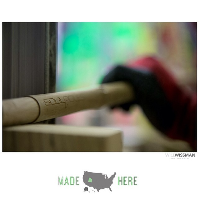 The U.S. trade deficit is a major cause of the decline of U.S. manufacturing, high unemployment rates and our debilitating budget deficit. By buying a USA made product like #SoulPoles we can work to reverse this trend while building a green economy...