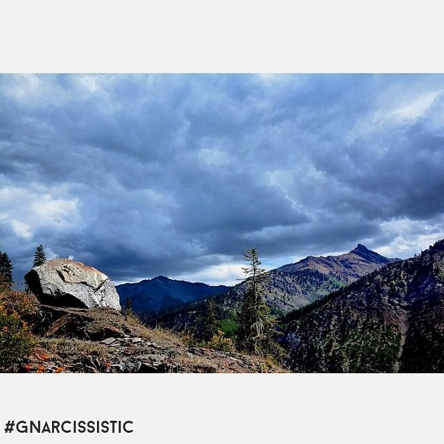 Rock climber, traveler, geologist, photographer and general mountain enthusiast @savygal13 recently shared her awesome collection of mountain shots with us. Check it out! #exploremore #GNARCISSISTIC #mountainlove #mineralking  Place: Mineral Peak, CA...