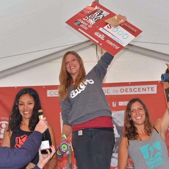 Congrats @spokywoky! #Peyragudes #Truncated #Tesseract @orangatangwheels #Kegel