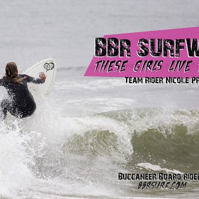 August 23rd!  Head to OG Surf and Skate to meet Buccaneer Board Rider, Nicole Pratt, and she will sign this poster for you!  39 S. Main St. Neptune NJ 07753.  For more Info call: 1 (732) 869-1001. #bbrsurf #bbr #buccaneerboardriders #nicolepratt...