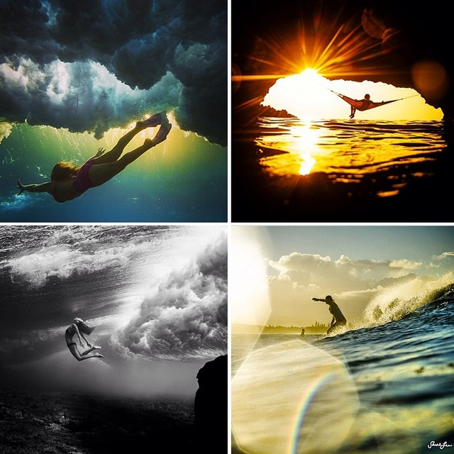 @theinertia just launched a photo series, in collaboration with @instagram.  I was lucky enough to be the first contributor to this series.  Check out the article on their website: www.theinertia.com (link in my bio) • #surfsomething #sarahleephoto