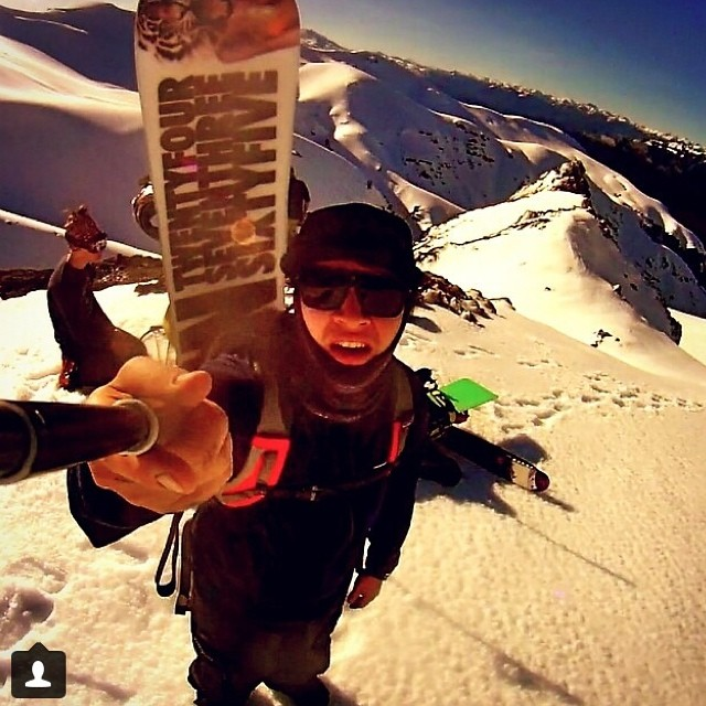 Hopefully next summer we can make a trip to the lower hemisphere- #powder #right now #comingetit #argentina