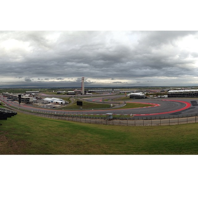 The future home of #xgames Austin @cota_official