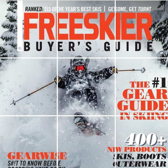 @freeskiermagazine incredible | Social Media Experts, why not? #firsttoclaimexperts