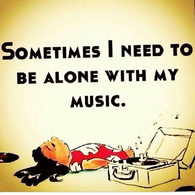 Exactly how I'm feeling right now! #donotdisturb #headphoneson #zonedout