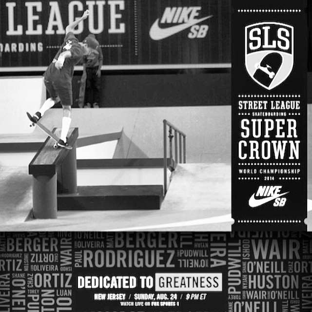 CONTEST- street league is come to Newark next week and we have a pair of VIP tickets to give away. Tell us how you'd prepare for a trip to Newark, NJ. Beat answer wins em. $300 value. #newark #newjersey #streetleague #skateboarding #contest