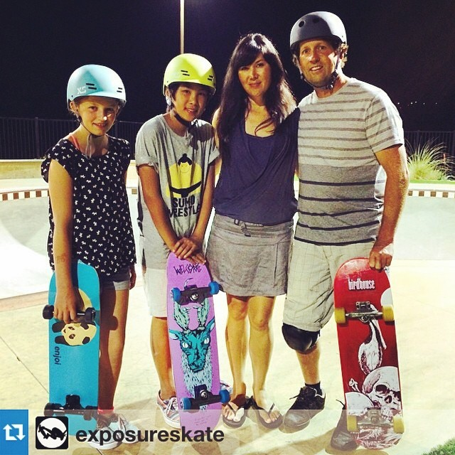 It's been fun, Cali! Repost from @exposureskate with @repostapp