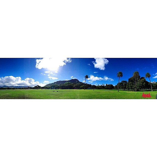 A walk in the park @itakebioastin @nutrexhawaii #photoshoot #diamondhead