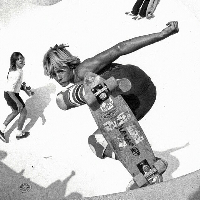 Skateboarding Hall of Famer and Original Zephyr Skate Team member Jay Adams passed away at age 53.  Click the link on our profile page for the complete XGames.com story. (Photo via Glen E. Friedman)
