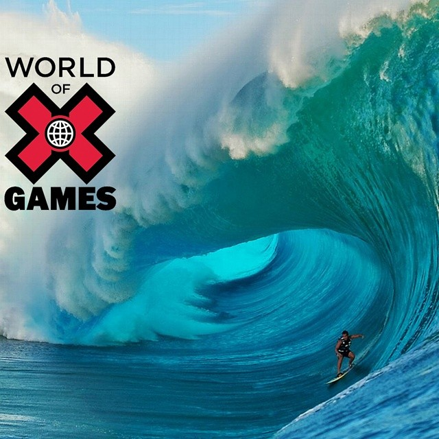 "Trust us, you won't want to miss our World of X Games ""Hawaii's Watermen"" special at 4:30 pm ET on ABC."