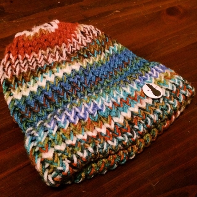 What colored hand knit beanies do you want to see this fall/winter? #FrostyHeadwear #MadeinMN #Minnesota
